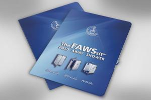 FAWSsits Custom Presentation Folder