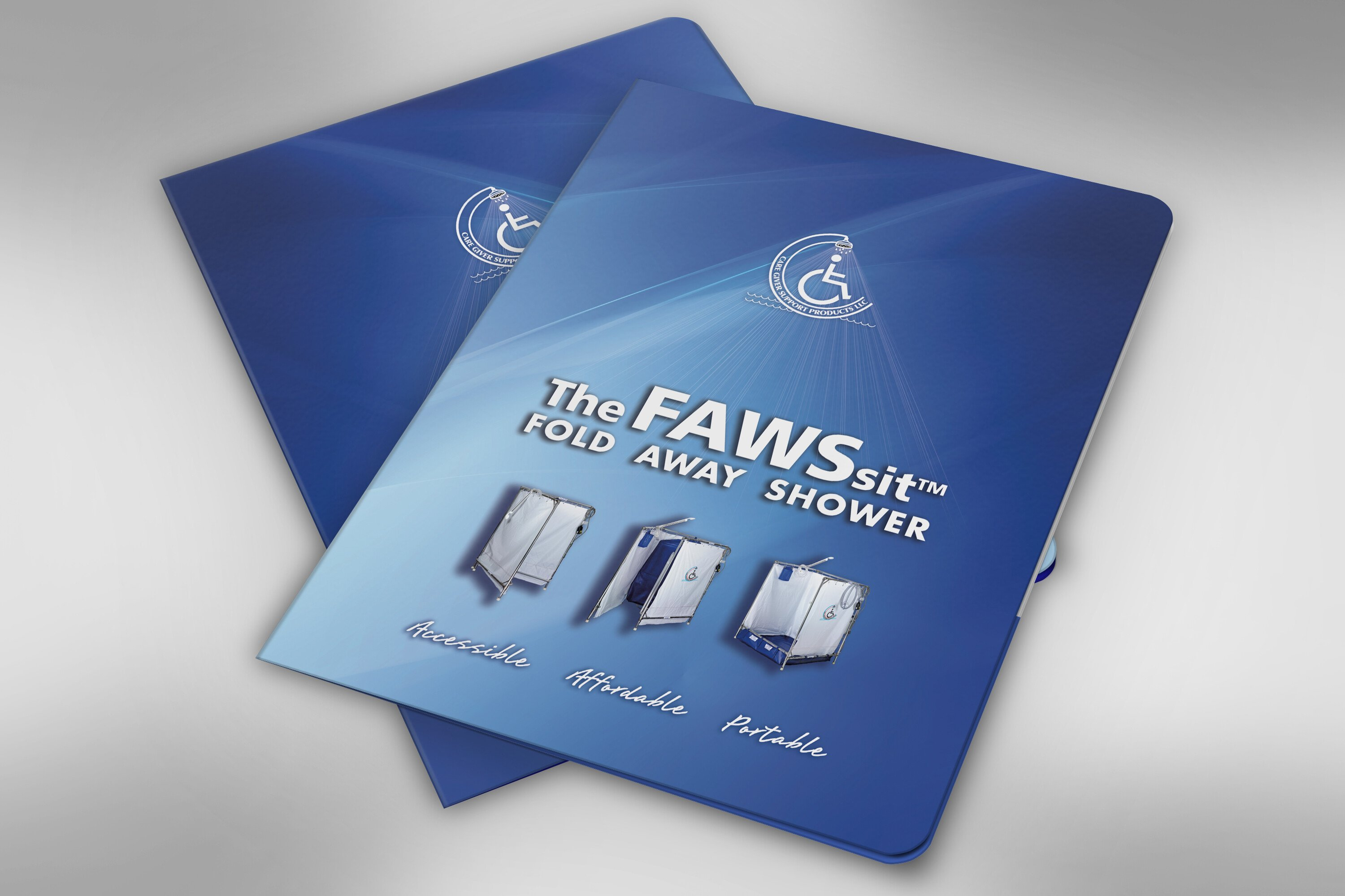 FAWSsits Custom Presentation Folder