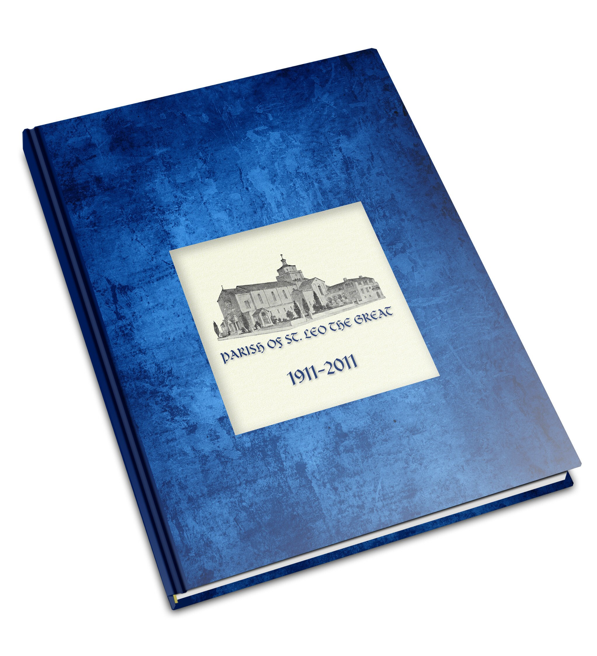 St. Leos Parish History Book