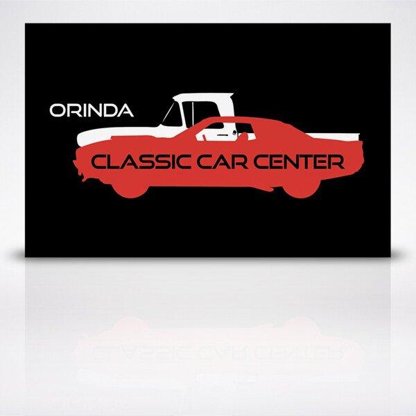 Orinda Classic Car Center Logo