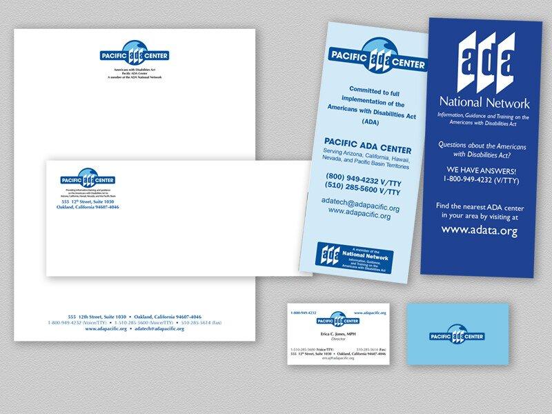 Pacific ADA Printed Materials